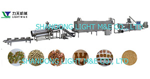 Pet, Animal Food Machinery