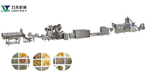 Pellet Snack Machinery